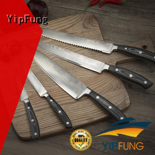 razor sharp stainless steel knife wholesale for dinner YipFung