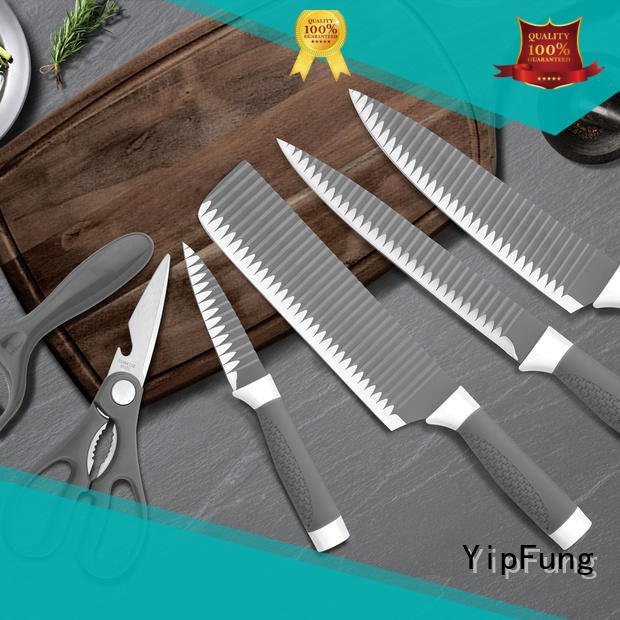 YipFung durable knife set series for kitchen