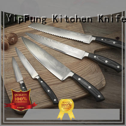 razor sharp kitchen knife set manufacturing for restaurant