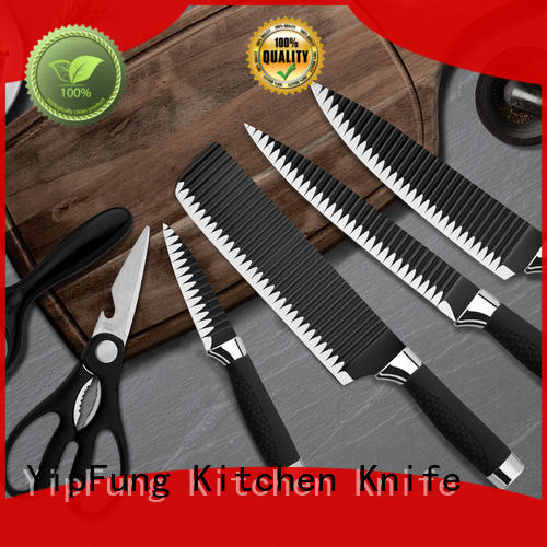 new knife set suppliers for cooking