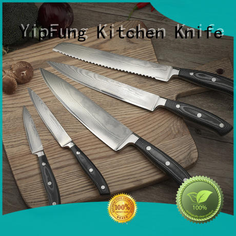 YipFung high quality kitchen knife manufacturing for dinner