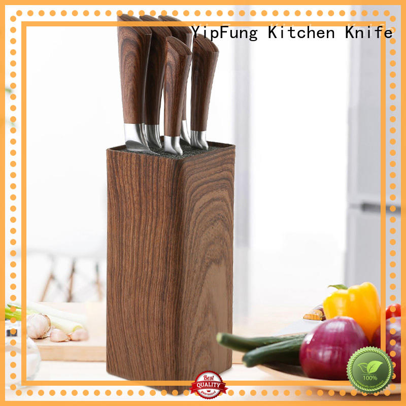 high quality knife set factory for kitchen