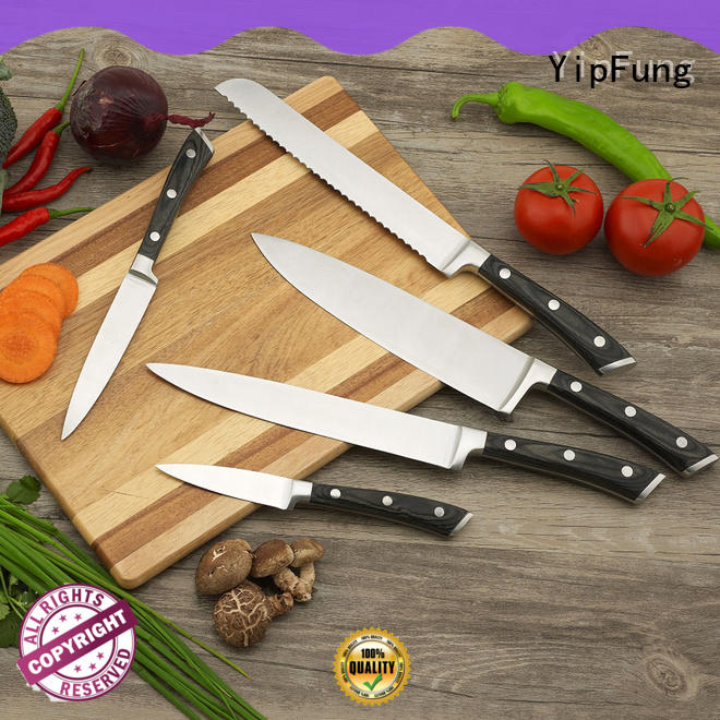 cost-effective kitchen knife set factory price for dinner