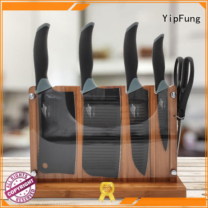 YipFung durable knife set supplier for restaurant