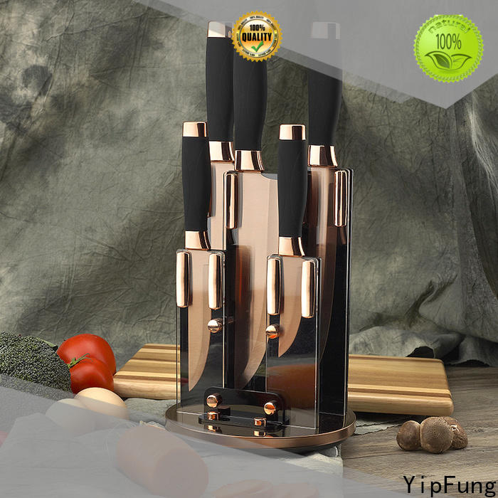 YipFung chef knife set manufacturers for cooking
