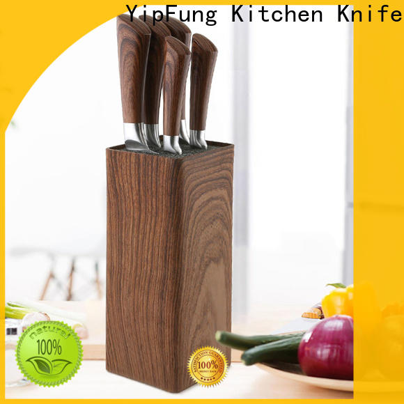 YipFung top knife set suppliers for home use