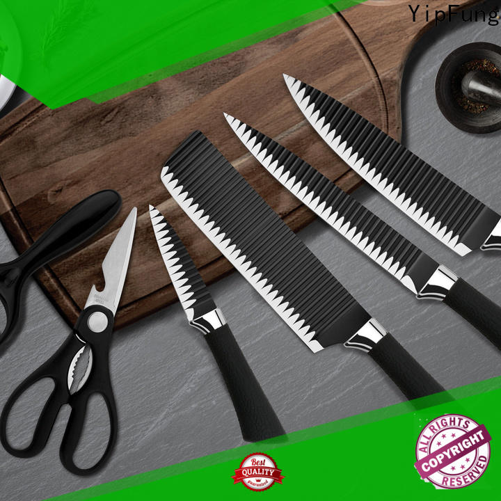 wholesale knife set company for cooking