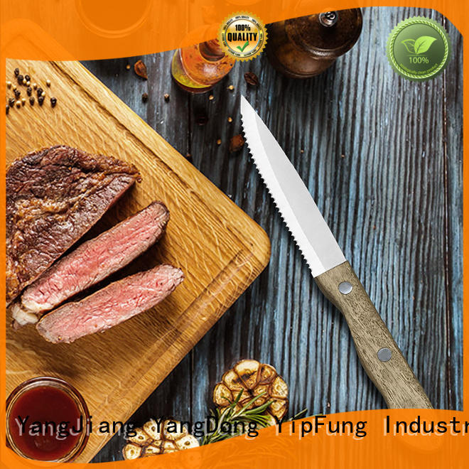 YipFung ultra-sharp steak knife with good price for kitchen