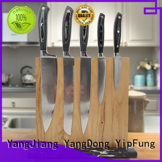 YipFung professional chef knife set supply for home use