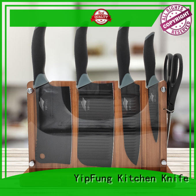 YipFung knife set manufacturer for kitchen