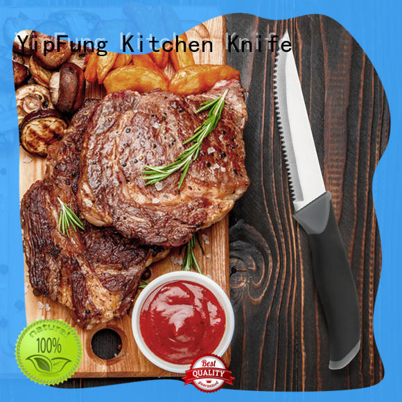 stable steak knife factory direct supply for kitchen
