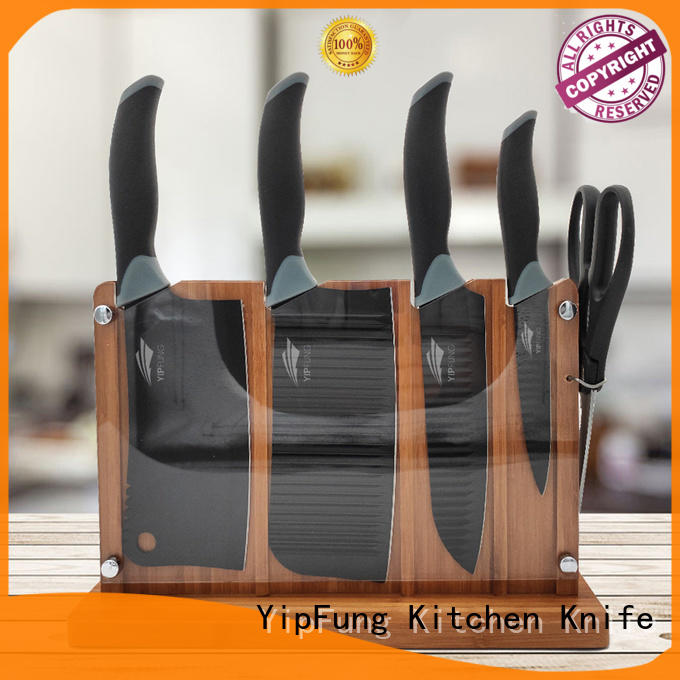 YipFung knife set manufacturers for home use