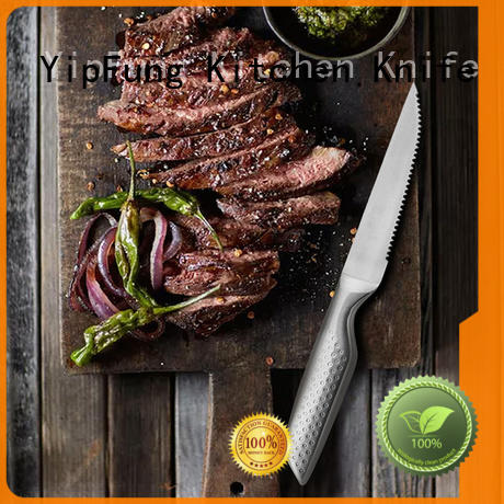 OEM steak knife customized for home use