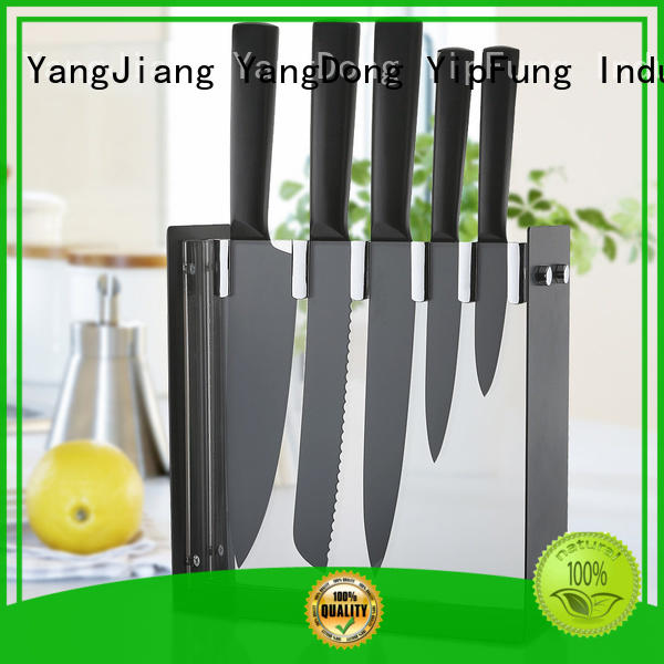 YipFung chef knife set factory price for home use