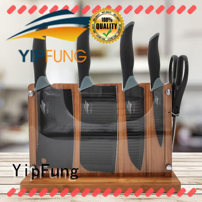YipFung utility kitchen knife set suppliers for home use