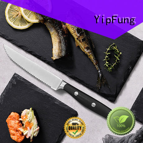 YipFung steak knife factory price for kitchen