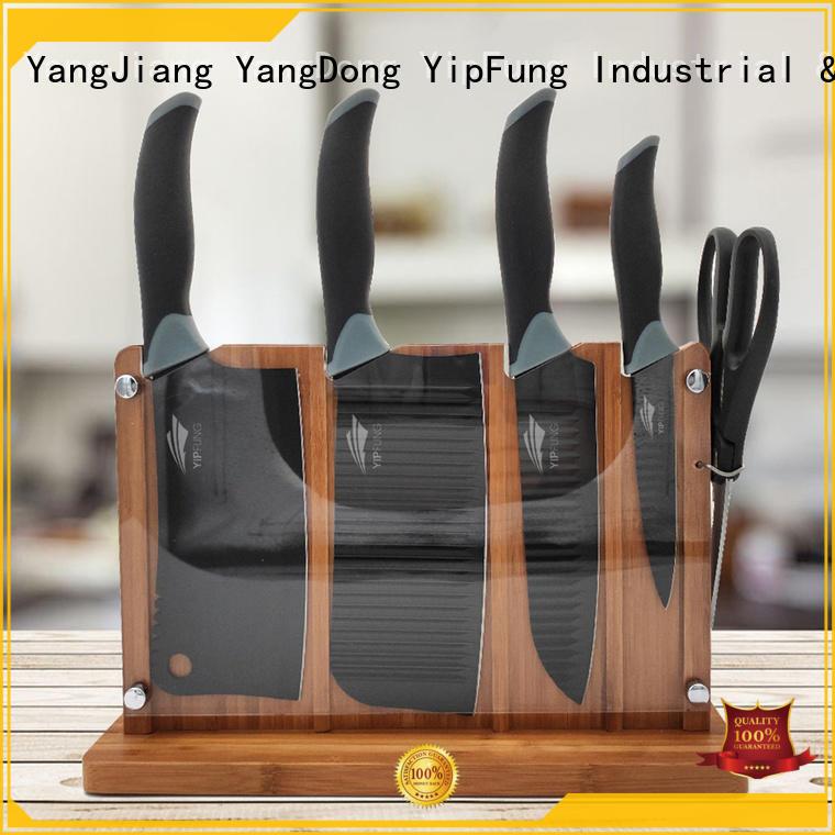 modern knife set supplier for restaurant
