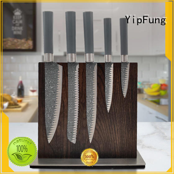 YipFung custom knife set suppliers for home use