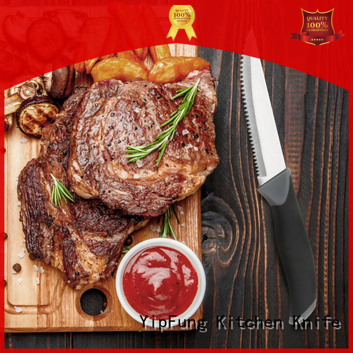 YipFung steak knife manufacturer for kitchen