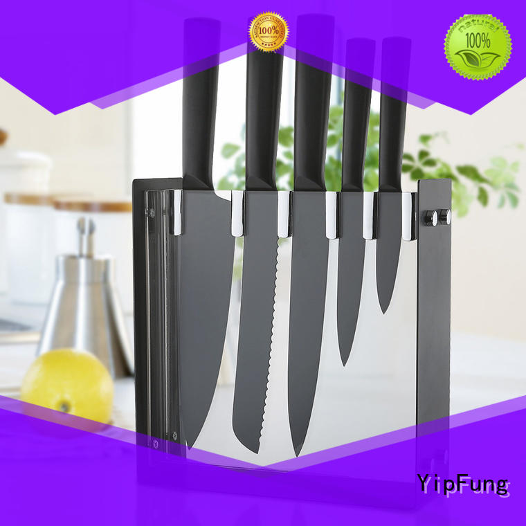 durable knife set with good price for restaurant