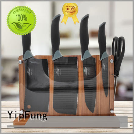 YipFung beautiful kitchen knife set company for cooking
