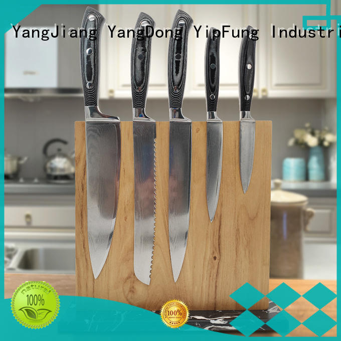 YipFung high quality chef knife set manufacturer for cooking