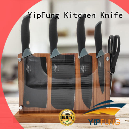 YipFung damascus steel knife set supplier for cooking