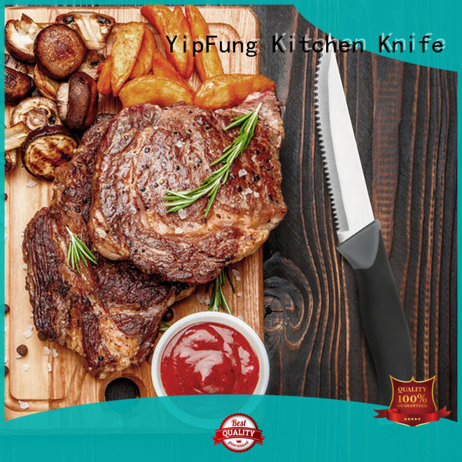 efficient serrated steak knives with good price for home use